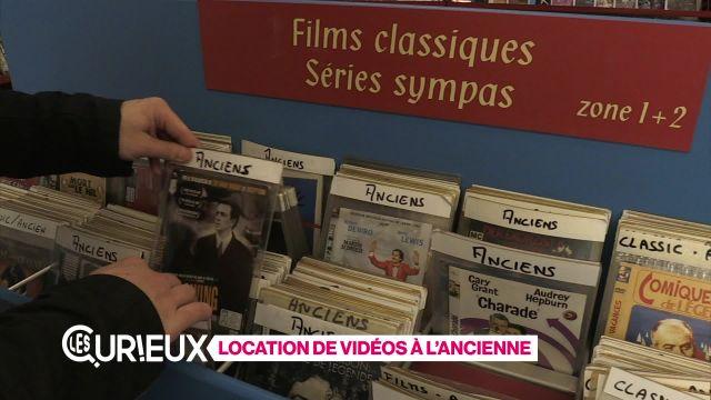 Saviez-vous que nous pouvons toujours louer des DVDs ?