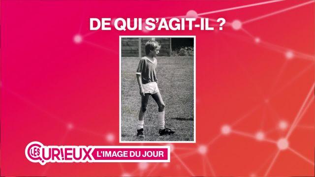 Jérémie Kisling enfant et footballeur