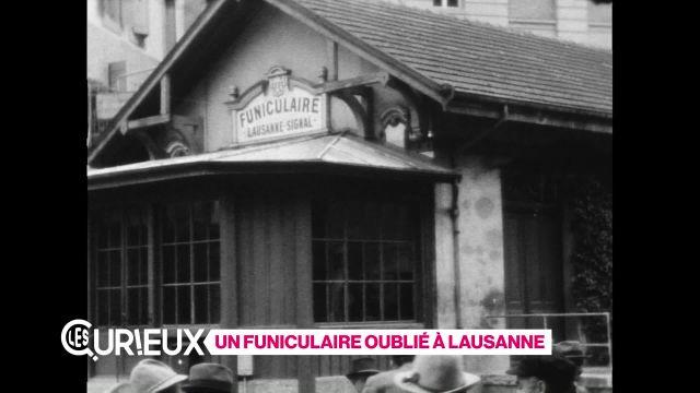 Un funiculaire oublié à Lausanne