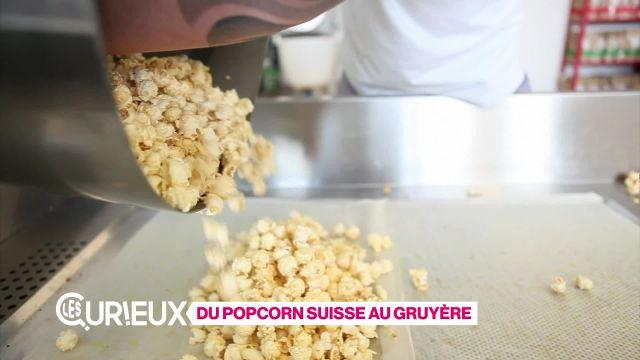 Du popcorn suisse au Gruyère