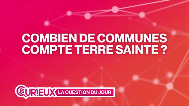 Combien de communes compte Terre Sainte ?