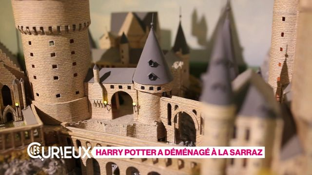 Harry Potter a déménagé à La Sarraz