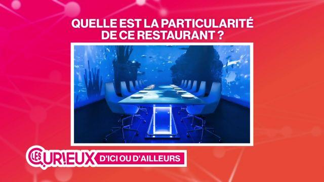 Un menu à 2'300 francs, ça vous tente ?
