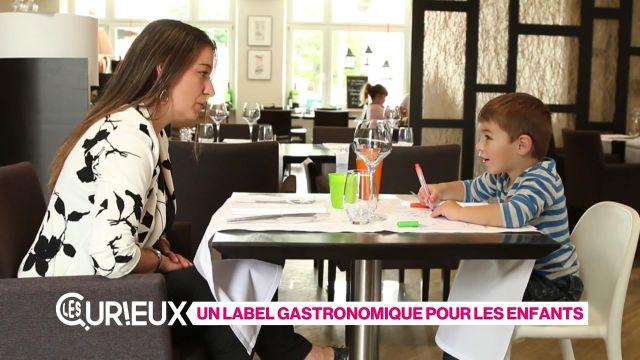 Un label gastronomique pour les enfants