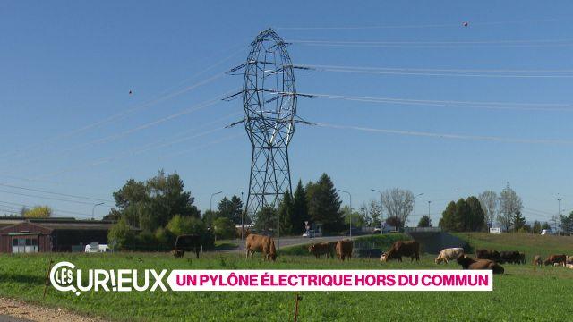 Un pylône électrique hors du commun