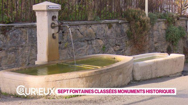 Fontaines historiques de Vaulion