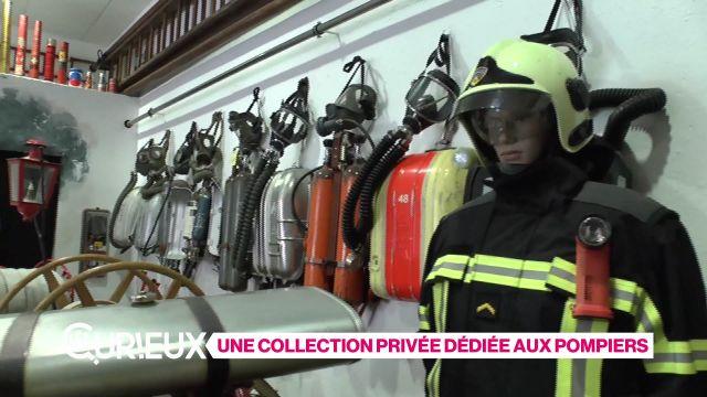 Une collection privée dédiée aux pompiers