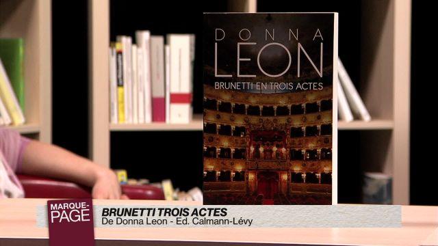 Brunetti trois actes