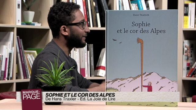 Le Sophie et le cor des Alpes