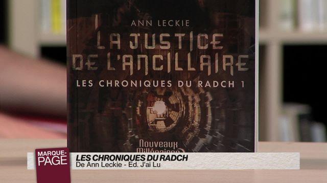 Les chroniques du Radch - La justice de l'ancillaire