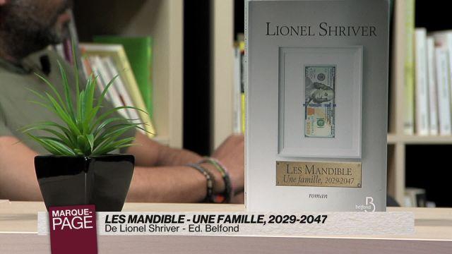 Les Mandible - Une famille, 2029-2047