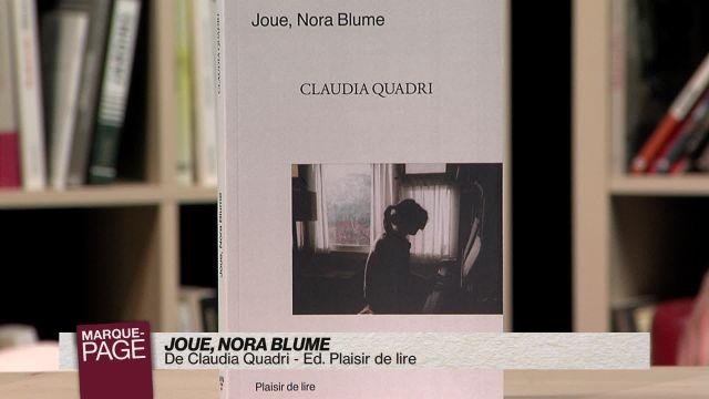 Joue, Nora Blume