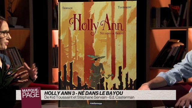 Holly Ann 3 - Né dans le Bayou