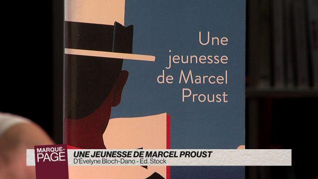 Une jeunesse de Marcel Proust