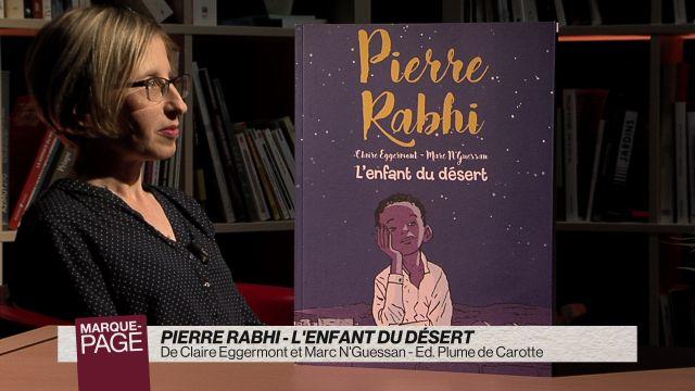 Pierre Rabhi - L'enfant du désert