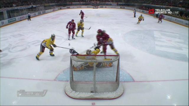 Le Lausanne HC réalise le week-end parfait contre Genève