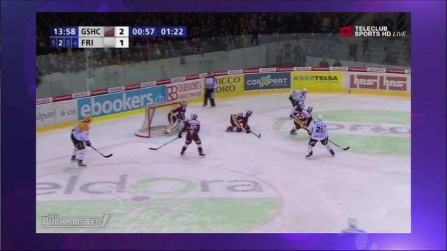 Genève a fait un grand pas en direction des play-off