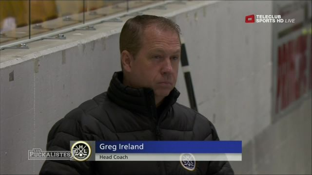 Le coin du coach: Stéphane Rochette nous parle du HC Lugano