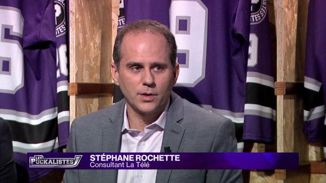 Engagé par UPC, Stéphane Rochette quittera les Puckalistes