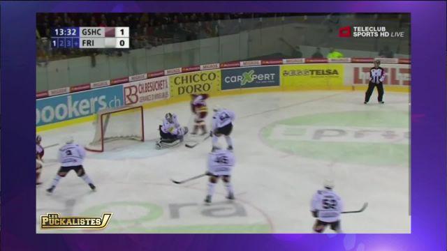 Genève - Fribourg: le GSHC envoie Fribourg en play-out