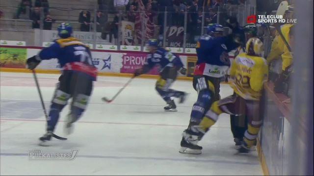 Genève a laissé la victoire à Bienne 6-3