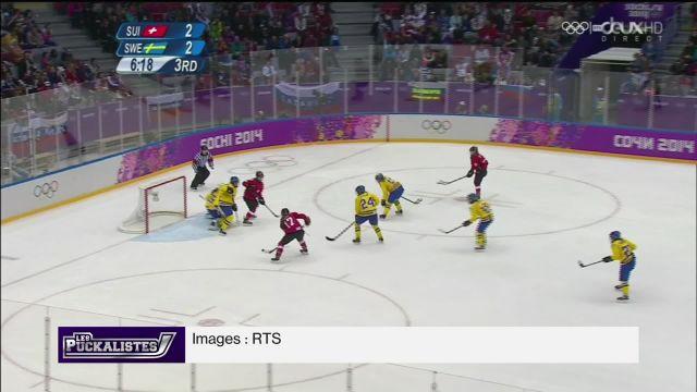 Les Suissesses se qualifient pour les JO 2018