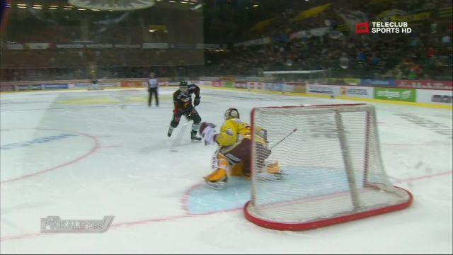 Genève-Servette retrouvera Zoug en play-off