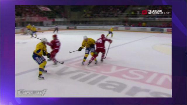 Genève-Servette s'incline en 4 matchs contre Zoug