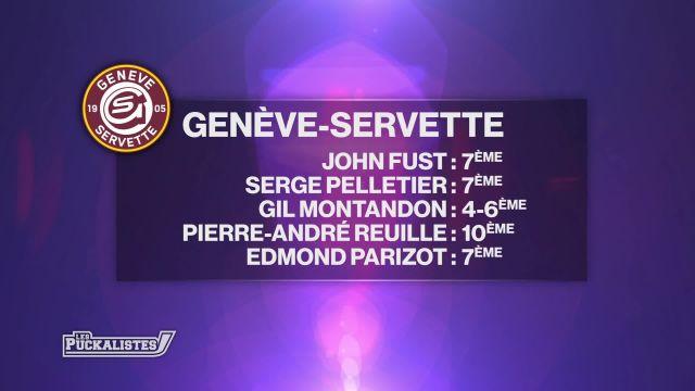 Genève-Servette veut jouer les premiers rôles cette saison