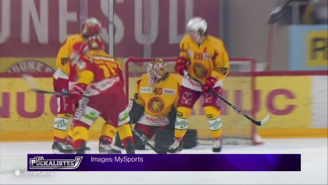 Un week-end à 6 points pour le HC Bienne