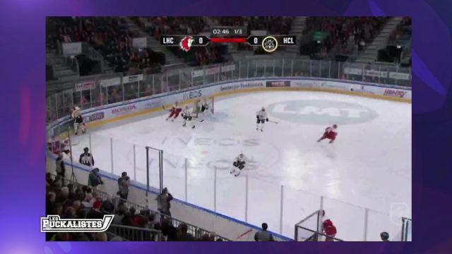 Le Lausanne HC s'impose dans sa patinoire 2.0