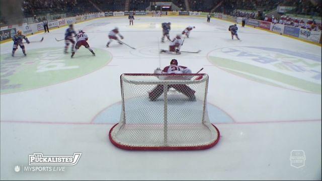 Kloten a battu Lausanne 2-1
