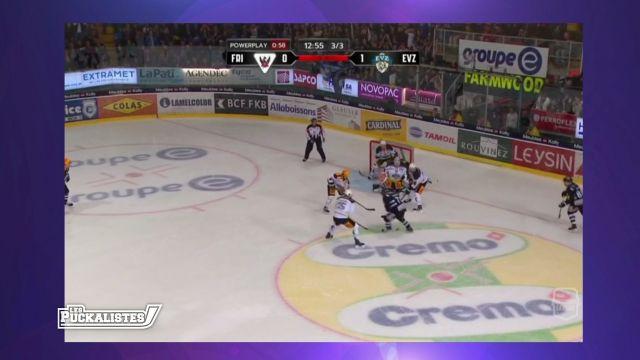Fribourg Gottéron s'est incliné 3-0 à Davos