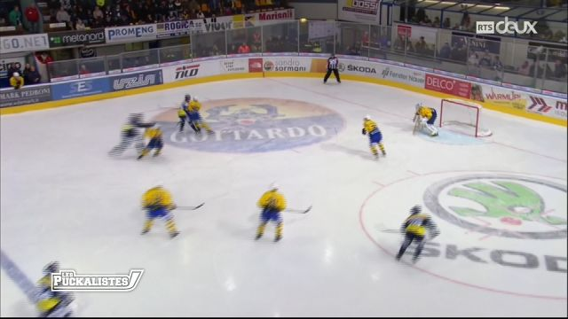 Le coup de coeur de Gil Montadon pour le hockey