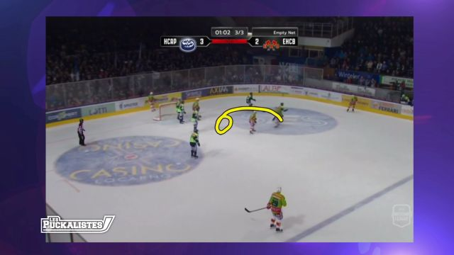 Le bilan du HC Bienne après 20 matchs