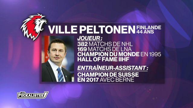 Le Lausanne Hockey Club a trouvé son futur entraîneur