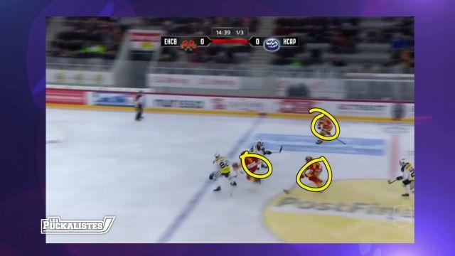 Le HC Bienne s'impose facilement contre Ambri