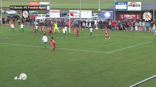 Bavois remporte le derby du Nord Vaudois face à YS.