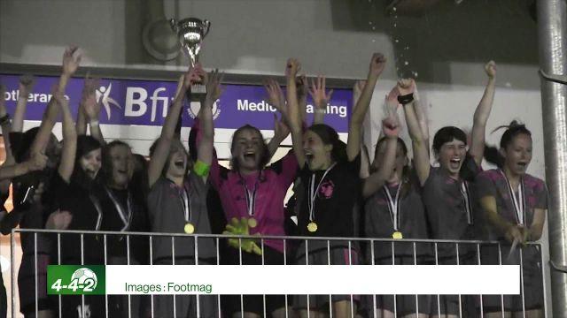 Le FC Courgevaux féminin, une équipe qui compte