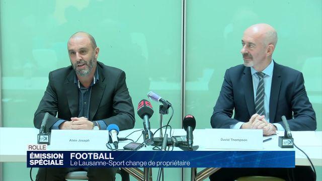 Ineos rachète le FC Lausanne-Sport