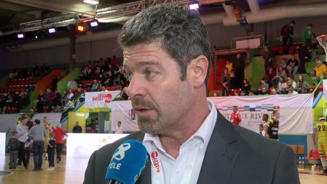 SBL CUP, demi-finale Monthey-Genève, la mi-match