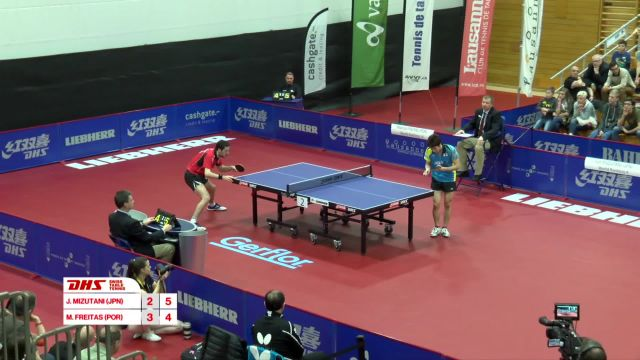 DHS SWISS TABLE TENNIS OPEN LAUSANNE 2017 - 2/5
