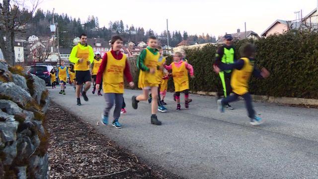 20km de Lausanne-Le Mag : Entraînements à la Vallée de Joux