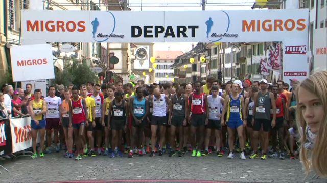 Course Morat-Fribourg Partie 1