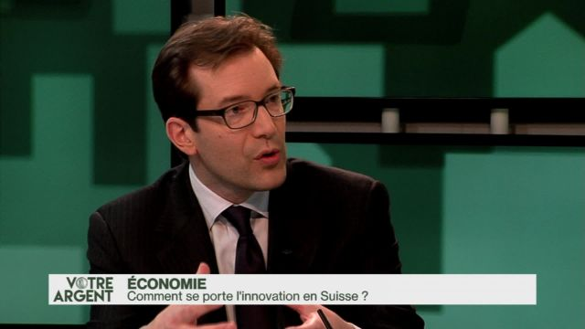Comment se porte l'innovation en Suisse?