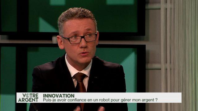 Puis-je faire confiance à un robot pour gérer mon argent?