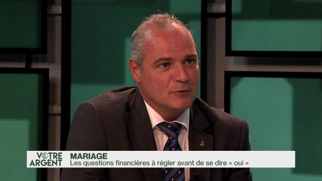 Les questions financières à régler avant le mariage