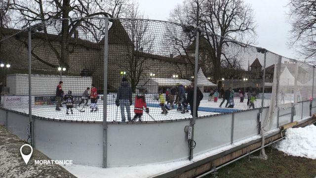 Morat on ice