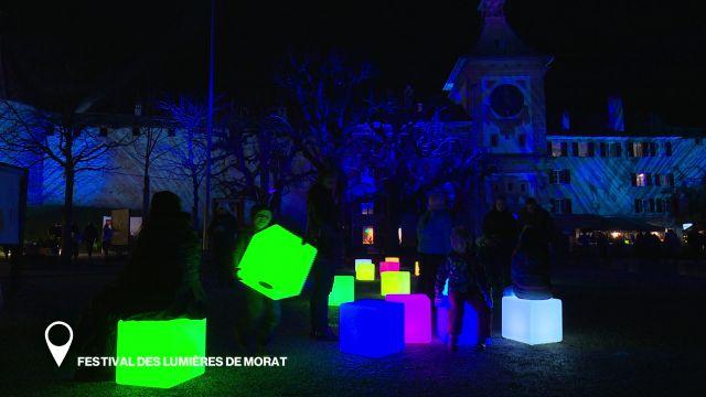 Festival des Lumières de Morat