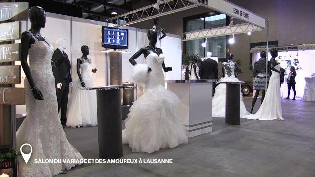 Le salon du mariage et des amoureux à Lausanne